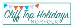 Cliff Top Holidays Norfolk Mobile Logo